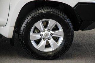 2018 Toyota Landcruiser Prado GDJ150R GXL Crystal Pearl 6 Speed Sports Automatic Wagon