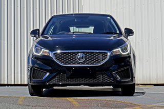 2021 MG MG3 SZP1 MY21 Excite Black 4 Speed Automatic Hatchback.