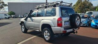 2006 Nissan Patrol GU IV MY05 ST Silver 4 Speed Automatic Wagon