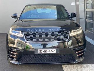 2018 Land Rover Range Rover Velar L560 MY18 Standard Black 8 Speed Sports Automatic Wagon