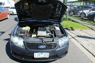 2011 Ford Falcon FG MkII XT Grey 6 Speed Sports Automatic Sedan