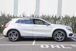 2015 Mercedes-Benz GLA-Class X156 806MY GLA250 DCT 4MATIC Polar Silver 7 Speed