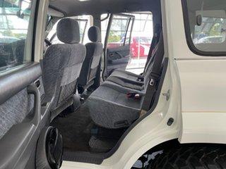 1997 Toyota Landcruiser HZJ80R 40th Anniversary White 5 Speed Manual Wagon