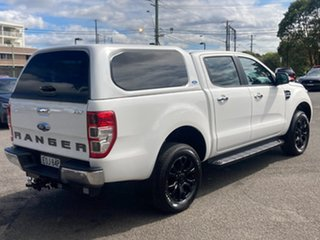 2021 Ford Ranger PX MkIII 2021.25MY XLT Alabaster White 6 Speed Sports Automatic Double Cab Pick Up