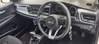 2017 Kia Rio YB MY17 S White 4 Speed Sports Automatic Hatchback