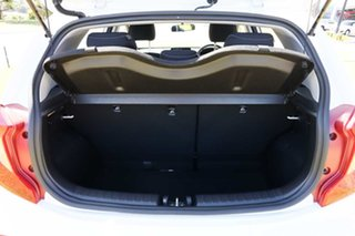 2021 Kia Picanto JA MY22 S (PE) Clear White 4 Speed Automatic Hatchback