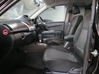 2015 Mitsubishi Triton MN MY15 GLX-R Double Cab Black 5 Speed Sports Automatic Utility