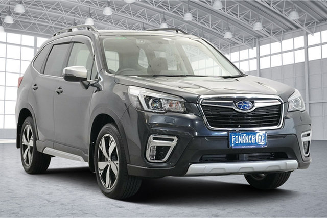 Used Subaru Forester S5 MY19 2.5i-S CVT AWD Victoria Park, 2018 Subaru Forester S5 MY19 2.5i-S CVT AWD Grey 7 Speed Constant Variable Wagon