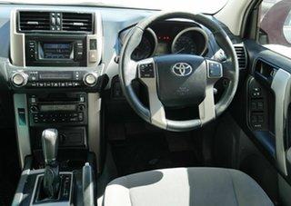 2011 Toyota Landcruiser Prado GRJ150R GXL Grey 5 Speed Sports Automatic Wagon