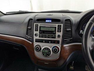 2008 Hyundai Santa Fe CM MY08 SX Silver 5 Speed Sports Automatic Wagon