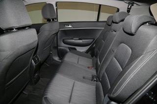 2020 Kia Sportage QL MY20 S AWD Cherry Black 8 Speed Sports Automatic Wagon