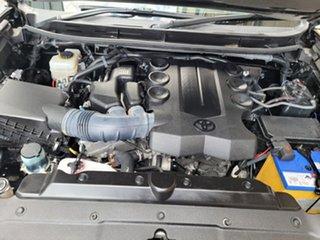 2012 Toyota Landcruiser Prado GRJ150R Kakadu Black 5 Speed Sports Automatic Wagon