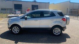 2014 Ford Ecosport BK Titanium 1.5 Silver 6 Speed Direct Shift Wagon
