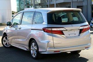 2019 Honda Odyssey RC MY19 VTi Super Platinum 7 Speed Constant Variable Wagon.