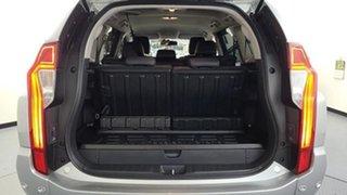 2017 Mitsubishi Pajero Sport MY16 Exceed (4x4) 7 Seat Silver 8 Speed Automatic Wagon