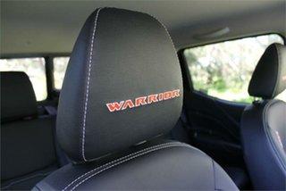 2021 Nissan Navara D23 Pro-4X Warrior White Pearl 7 Speed Sports Automatic Utility
