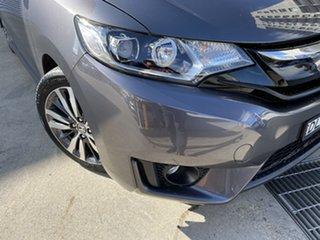 2016 Honda Jazz GK MY17 VTi-L Grey Continuous Variable Hatchback.