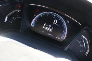 2019 Honda Civic 10th Gen MY19 VTi-S Brilliant Sporty Blue 1 Speed Constant Variable Sedan