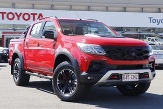 2018 Holden Special Vehicles Colorado RG MY18 SportsCat+ Pickup Crew Cab Red 6 Speed