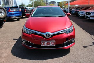 2016 Toyota Corolla ZRE182R Ascent Sport Wildfire 6 Speed Manual Hatchback.