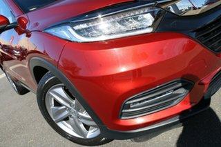 2019 Honda HR-V MY20 VTi-S Phoenix Orange 1 Speed Constant Variable Hatchback.