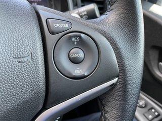 2016 Honda Jazz GK MY17 VTi-L Grey Continuous Variable Hatchback