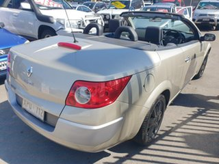 2007 Renault Megane II E84 Phase II Dynamique Silver 6 Speed Manual Cabriolet