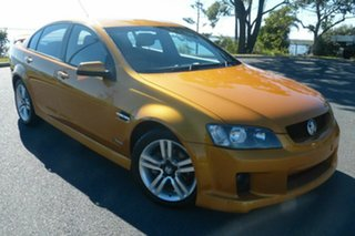 2010 Holden Commodore VE MY10 SV6 Gold 6 Speed Sports Automatic Sedan.