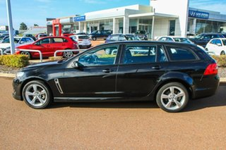 2015 Holden Commodore VF II MY16 SV6 Sportwagon Black 6 Speed Sports Automatic Wagon.