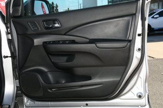 2014 Honda CR-V RM MY14 DTi-L 4WD Alabaster Silver 5 Speed Sports Automatic Wagon