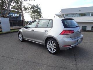 2019 Volkswagen Golf 7.5 MY19.5 110TSI DSG Comfortline Tungsten Silver 7 Speed Automatic Hatchback
