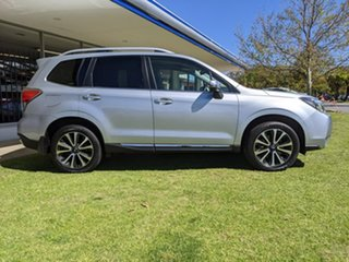 2017 Subaru Forester S4 MY18 XT CVT AWD Premium Silver 8 Speed Constant Variable Wagon