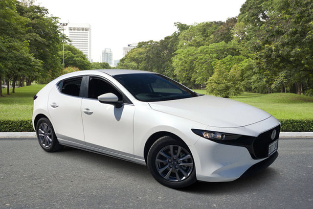 Demo Mazda 3 BP2H7A G20 SKYACTIV-Drive Pure Paradise, 2021 Mazda 3 BP2H7A G20 SKYACTIV-Drive Pure 6 Speed Sports Automatic Hatchback