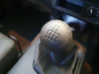 2011 Nissan Navara D40 ST Black 6 Speed Manual Utility