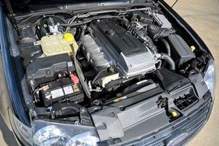 2011 Ford Falcon FG XT Black 6 Speed Sports Automatic Sedan