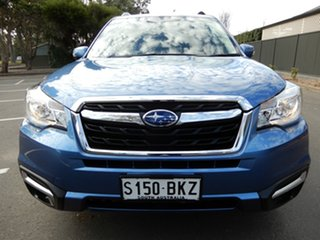 2016 Subaru Forester S4 MY16 2.5i-L CVT AWD Blue 6 Speed Constant Variable Wagon.