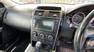 2010 Mazda CX-9 TB10A4 MY11 Grand Touring White 6 Speed Sports Automatic Wagon