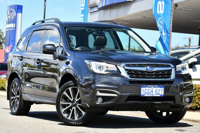 Used Subaru Forester S4 MY16 2.5i-S CVT AWD Melville, 2016 Subaru Forester S4 MY16 2.5i-S CVT AWD Dark Grey 6 Speed Constant Variable Wagon