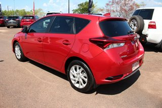 2016 Toyota Corolla ZRE182R Ascent Sport Wildfire 6 Speed Manual Hatchback