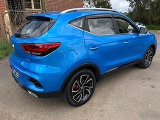 2020 MG ZST (No Series) Essence Blue Automatic Wagon