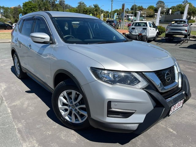 Used Nissan X-Trail T32 Series II ST X-tronic 2WD Gympie, 2017 Nissan X-Trail T32 Series II ST X-tronic 2WD Silver 7 Speed Constant Variable Wagon