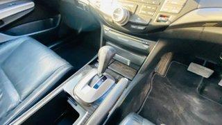 2008 Honda Accord 8th Gen V6 Luxury Grey 5 Speed Sports Automatic Sedan
