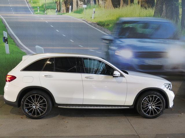 Used Mercedes-Benz GLC200 253 MY19 Osborne Park, 2019 Mercedes-Benz GLC200 253 MY19 White 9 Speed Automatic G-Tronic Wagon