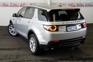 2016 Land Rover Discovery Sport LC MY16 SE Silver 9 Speed Automatic Wagon