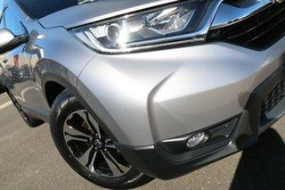 2019 Honda CR-V RW MY19 VTi FWD Lunar Silver 1 Speed Constant Variable Wagon.