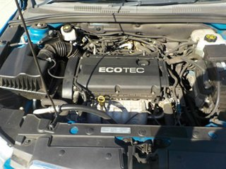2012 Holden Cruze JH MY12 CDX Blue 6 Speed Automatic Sedan