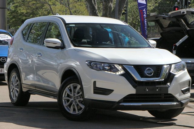 Used Nissan X-Trail T32 Series II ST X-tronic 2WD Toowoomba, 2019 Nissan X-Trail T32 Series II ST X-tronic 2WD White 7 Speed Constant Variable Wagon