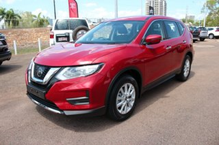 2019 Nissan X-Trail T32 Series II ST X-tronic 2WD Red 7 Speed Continuous Variable Wagon.