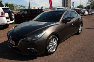 2015 Mazda 3 BM5276 Maxx SKYACTIV-MT Deep Metallic Bronze 6 Speed Manual Sedan.