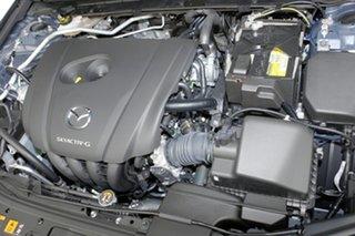 2021 Mazda 3 BP2H7A G20 SKYACTIV-Drive Pure Titanium Flash 6 Speed Sports Automatic Hatchback
